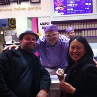 Photo taken at Giapo Ice Cream by Jennifer C. on 7/22/2011