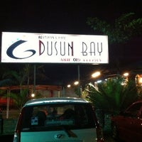 Photo taken at Dusun Bay Restaurant & Cafe by Suhana K. on 7/19/2011