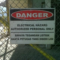 Photo taken at Area Grinding PT. NNT by Ari H. on 9/16/2011
