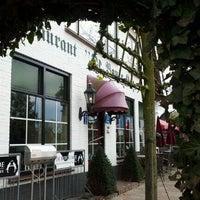 Photo taken at Restaurant De Bonte Koe by Marc B. on 4/25/2012