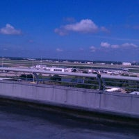 Photo taken at Terminal A Short Term Parking Garage by Kevin O. on 8/19/2011