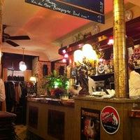 Photo taken at La Poule Au Pot by Dario B. on 12/29/2011