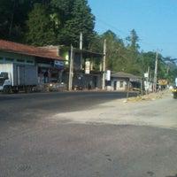 Photo taken at Arambekade Junction by Amila R. on 1/20/2012