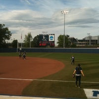 Photo taken at Nittany Lion Softball Park by Larry F. on 5/21/2011