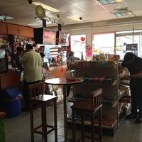 Photo taken at E/S BP Bella Vista by Freddy O. on 5/4/2012