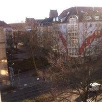 Das Foto wurde bei Hotel Am Karlstor von shirley y. am 1/3/2012 aufgenommen