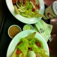Photo taken at Quiznos Sub by Seo a. on 2/23/2012