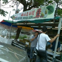 Photo taken at Fruit Centre Pelita Commercial by Jeff N. on 12/4/2011