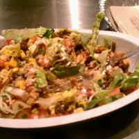 Photo taken at Chipotle Mexican Grill by Latifah A. on 1/23/2012