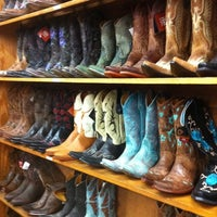 Photo taken at Allens Boots by Jason W. on 9/21/2011