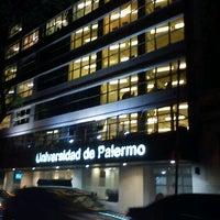 Photo taken at Universidad de Palermo by vanesssa d. on 2/22/2012