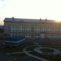 Photo taken at Ямальский Многопрофильный Колледж by Alex on 8/27/2012