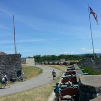 Photo taken at Fort Ticonderoga by Michael J. on 7/25/2012