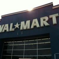 Photo taken at Walmart by Blair S. on 5/22/2012