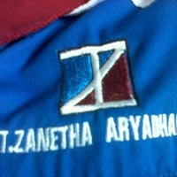 Photo taken at PT. Zanetha Aryadhana by Vinnia F. on 3/29/2012