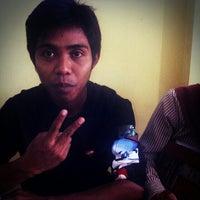 Photo taken at Bakso kelapa gading by Ahmad S. on 9/3/2012