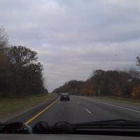 Photo taken at I-96 by Vanissa H. on 10/21/2011