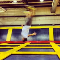 Photo taken at Sky High Sports by Marshall H. on 8/27/2012