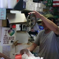 Photo taken at Jung Shave Ice by Russ S. on 8/10/2012