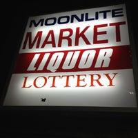 Photo taken at Moonlight liquor by Prince Tony on 12/11/2011