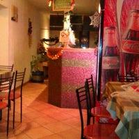 Photo taken at Пиццерия Фальконе by Marina on 1/14/2012