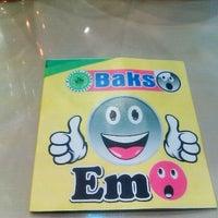 Photo taken at Bakso Emo by debora s. on 11/19/2011