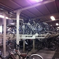 Photo taken at Bike Parking Azamino by Ayahe W. on 9/7/2011