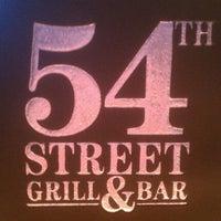 Photo taken at 54th Street Grill & Bar by Benton on 12/18/2011