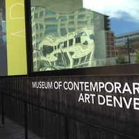 Photo taken at Museum Of Contemporary Art Denver by Foxx B. on 7/18/2012