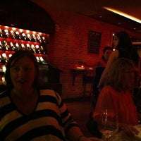 Photo taken at Rouge Wine Bar by Randy H. on 7/10/2011