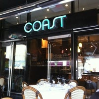 Photo taken at Coast Restaurant by Frank S. on 11/1/2011