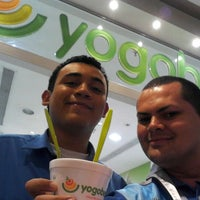 Photo taken at Yogoberry by Lee L. on 10/8/2011