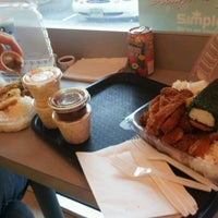 Photo taken at L&L Hawaiian Barbecue by Brennan C. on 10/30/2011