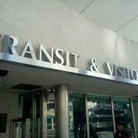 Photo taken at Long Beach Transit Center by Ray B. on 11/28/2011