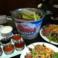 Photo taken at Sporting News Grill by Mark H. on 5/1/2012