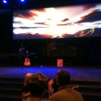 Photo taken at Beaverton Foursquare Church by Michael U. on 10/27/2011
