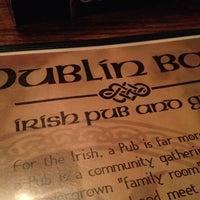 Photo taken at Dublin Bay Irish Pub & Grill by Thomas T. on 7/24/2012