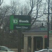 Photo taken at TD Bank by Sir J. on 2/16/2012