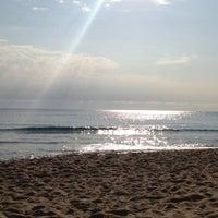 Photo taken at Aurora Beach by Nedyalko N. on 9/9/2012