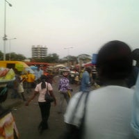 Photo taken at Tema Station by Santa F. on 11/16/2011