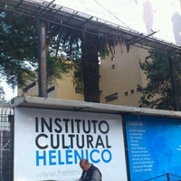 Photo taken at Centro Cultural Helénico by Francisco A. on 3/4/2012