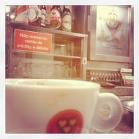 Photo taken at Café Palhares by Thales A. on 5/23/2012