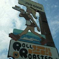 Photo taken at Roll N Roaster by Traci on 8/21/2011