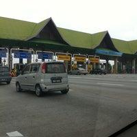 Photo taken at Plaza Tol Batu Tiga by Adiel H. on 3/1/2011
