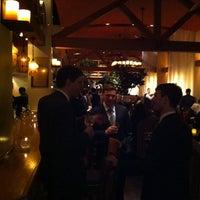 Photo taken at Kellari Taverna NY by Jeff H. on 1/27/2011