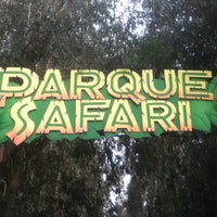 Photo taken at Parque Safari by Daniel on 10/10/2011