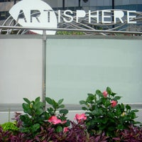 Photo taken at Artisphere by Design Vibez on 9/12/2011