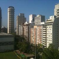 Photo taken at Pousada Paludetto by Fábio B. on 9/13/2011
