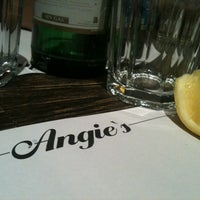 Photo taken at Angie's by Pablo S. on 6/25/2012