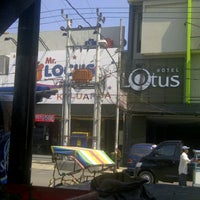 Photo taken at Mr. Locus Karaoke by Pramudia K. on 11/26/2011